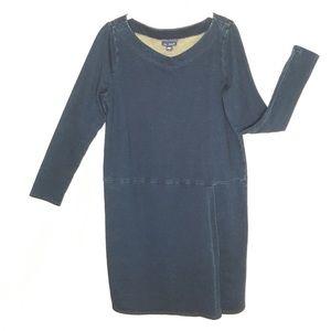 J. Jill Pure Jill Stretch Denim Dress NWOT